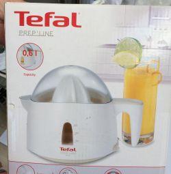 juicer Tefal new