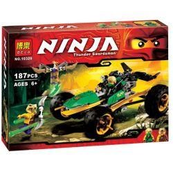 Конструктори Bela Ninja - аналоги Lego Ninjago