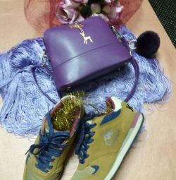 Bag and sneakers Kappa