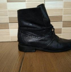Semi boots for demi .36 size