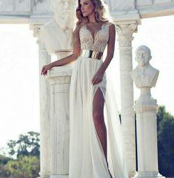 Свадебное платье в стиле бохо Julie Vino 618