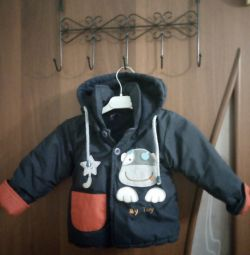 Куртка детская 74-80