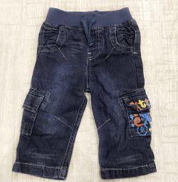 Children's jeans, 68-74