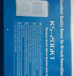 Сигналізація alarm system ks-206kt