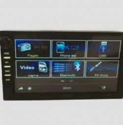 Receptor auto cu monitor încorporat Eplutus CA771