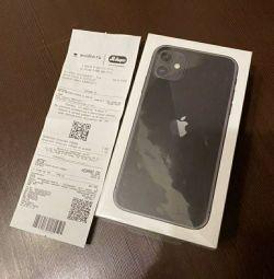 Apple iPhone 11 64gb новий, оригінал