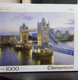 Clementoni Puzzle-1000