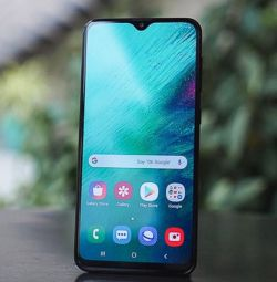Новый Samsung Galaxy A20 2019. Black 🔥