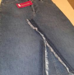 Спідниця джинсова розмір s нова
