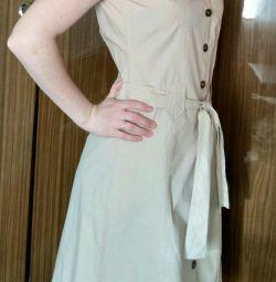 Платье сафари ADL