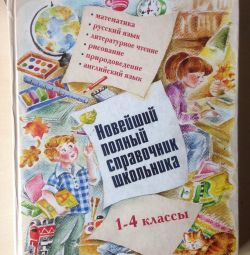 Directory student school 1-4 grade