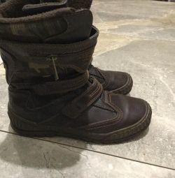 μπότες φθινόπωρο-άνοιξη36-37