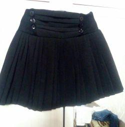 Школьная юбка + кофта