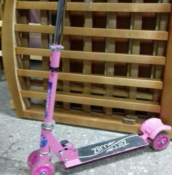 4 tekerlekli scooter