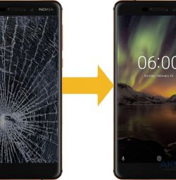 Display Nokia.