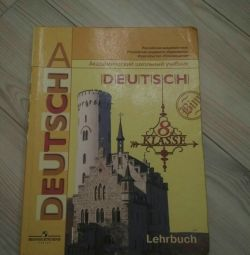 German 8th grade deutsch lehrbuch