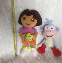 Dora Даша и Башмачок