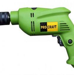 Drill ProCraft 800 wat