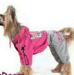 Костюм спортивний (одяг для собак)