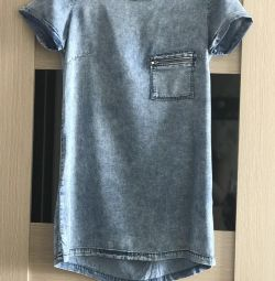 Jeans Tunic