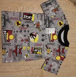 New T-shirt 110R