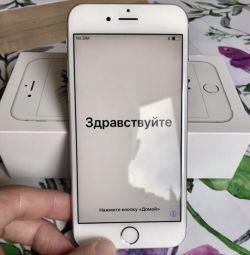 Nou iPhone 6s (64 GB), argintiu