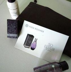 Набір So elixir purple Ів Роше новий