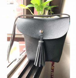 Black useful sling bag
