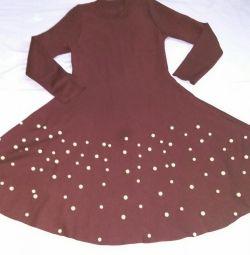 İncili elbise Yeni.