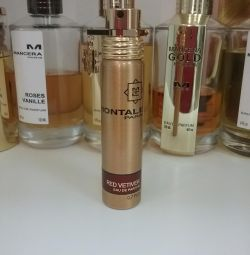 Montale roșu vetiver 20ml