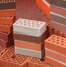 Brick of all kinds.