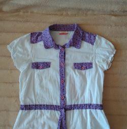 Bluza și fusta, 7-9 ani