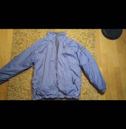 Куртка двостороння le coq sportif