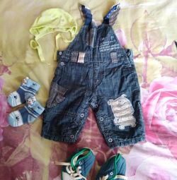 Clothes for boys 0-3