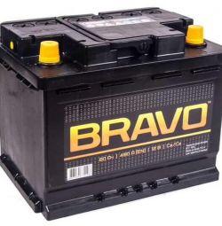 Μπαταρία BRAVO (AKOM) 60Ar
