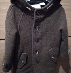 Coat for boy 92 growth