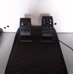 Logitech Driving Force PRO steering wheel for simraising