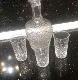 Cristal sovietic ussr