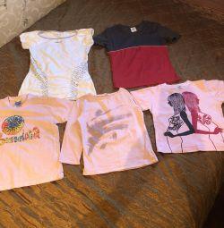 T-shirts, sports shirts, Crane, Atium, Motivi