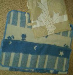 Новое тeплое одеяло