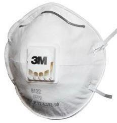 Respirator 3M 8122 (Prețul pe unitate)