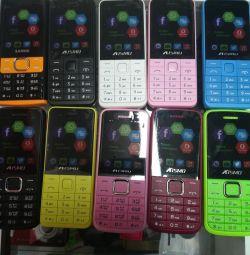 Νέα τηλέφωνα για 2 kismo SIM