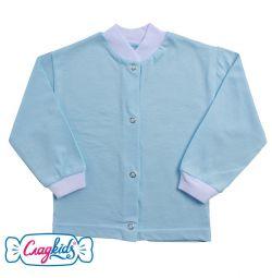 Παιδική μπλούζα για 1,5-2 χρόνια, 100% hb, Ρωσία