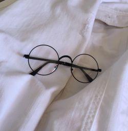 Γυαλιά διαφανή