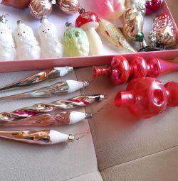 SSCB'nin Noel oyuncakları