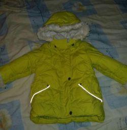 Χειμερινό σακάκι Lenne