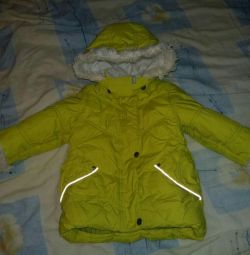 Куртка зимова Lenne