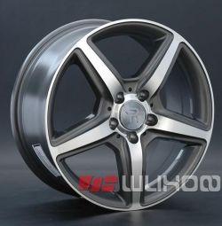 Колесные диски Replay Mercedes (MR65) 7.5x17 PCD 5x112 ET 37 DIA 66.6 SF