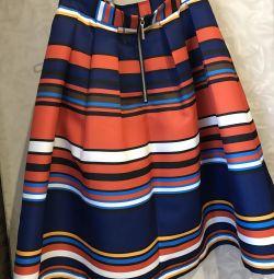 Bell skirt / new!