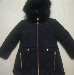 Новая фирменная демисезонная куртка